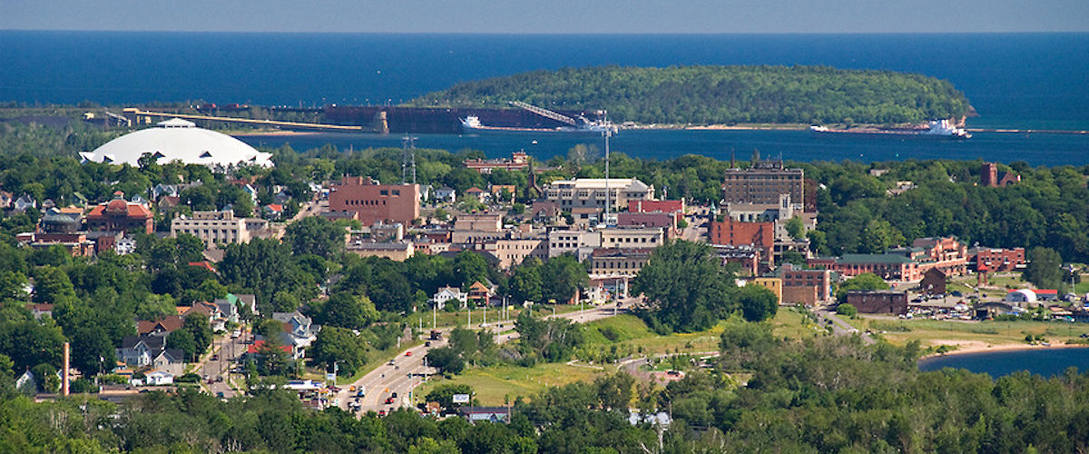 Building a Network on Michigan's Upper Peninsula
