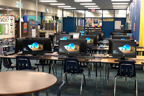 Pinellas County Schools Use EBS for Homebound and Teleschool Students